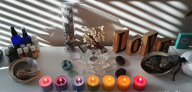Soy Candle Handmade